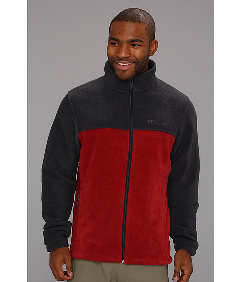 Jachete Columbia - Steens Mountainâ⢠Full Zip 2.0 - Abyss/Red Element