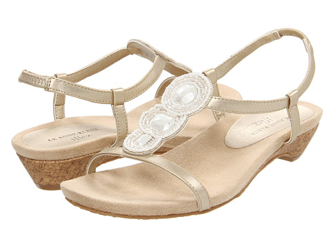 Sandale Anne Klein - Adria - Light Gold