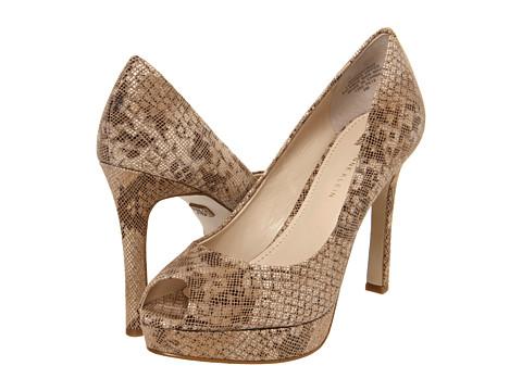 Pantofi Anne Klein - Serafina - Gold Reptile