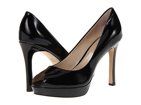 Pantofi Anne Klein - Serafina - Black/Patent