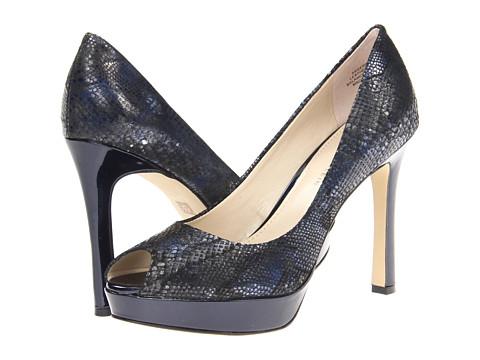 Pantofi Anne Klein - Serafina - Navy Multi