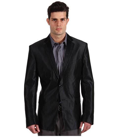 Jachete Versace - Jacquard Evening Jacket - Black