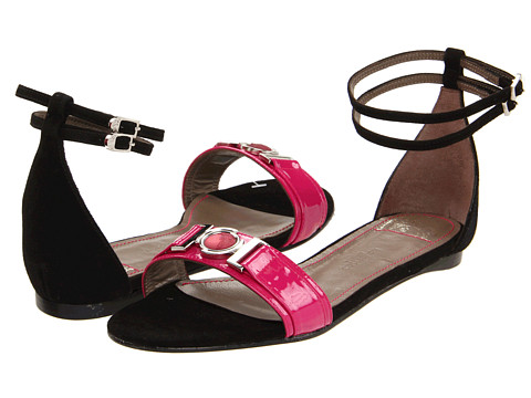 Sandale Versace - LSD201C LVECA - Pink/Black