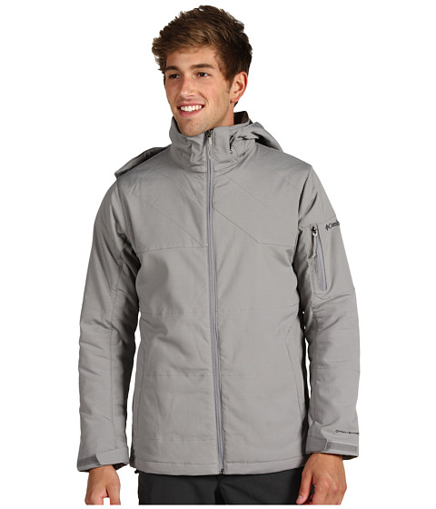 Jachete Columbia - Gate Racerâ⢠Softshell - Light Grey