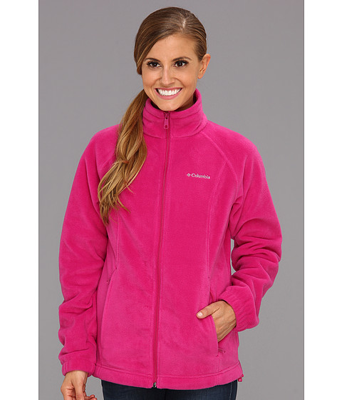 Jachete Columbia - Benton Springsâ⢠Full Zip - Deep Blush