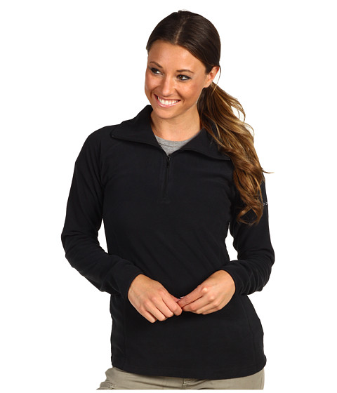 Jachete Columbia - Glacialâ⢠Fleece III 1/2 Zip - Black