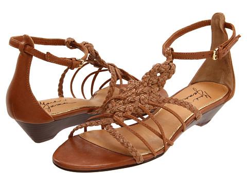 Sandale Badgley Mischka - Royce - Tan Leather