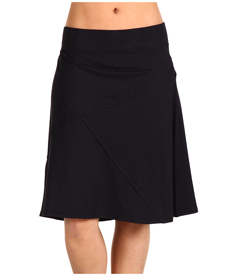 Fuste Horny Toad - Oblique Skirt - Black