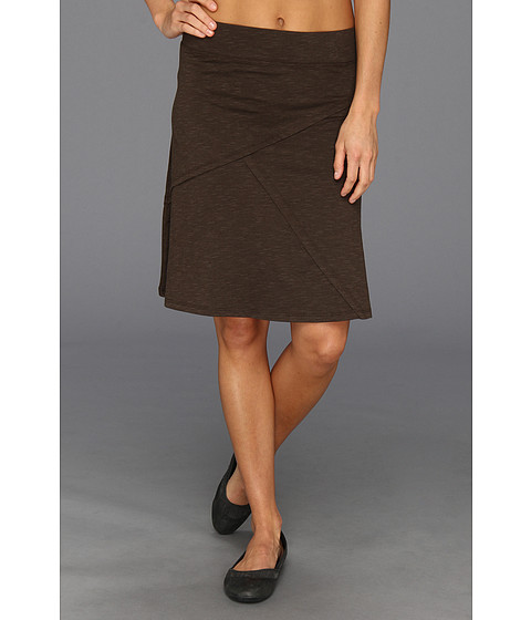 Fuste Horny Toad - Oblique Skirt - Turkish Coffee