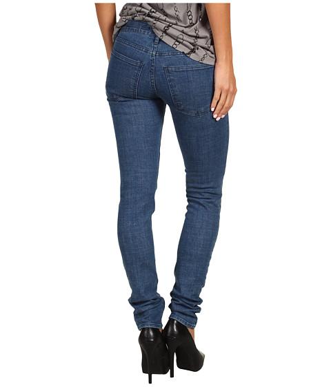Pantaloni DC - Skinny Fit Jean - Blue Indigo