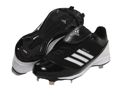 Adidasi adidas - Excelsior 365 Metal Low - Black/Running White/Metlalic Silver