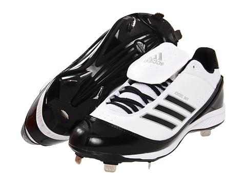 Adidasi adidas - Excelsior 365 Metal Low - Running White/Black/Metallic Silver