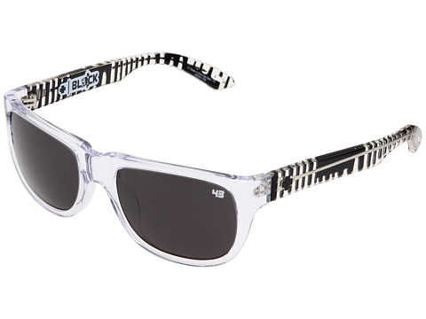 Ochelari Spy Optic - Kubrik - Spy+Ken Block/Clear Drips/Grey Lens