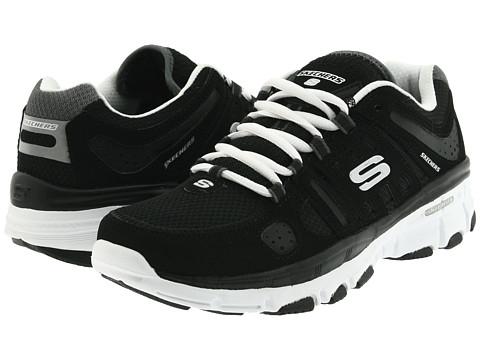 Adidasi SKECHERS - Photo Finish - Black/White