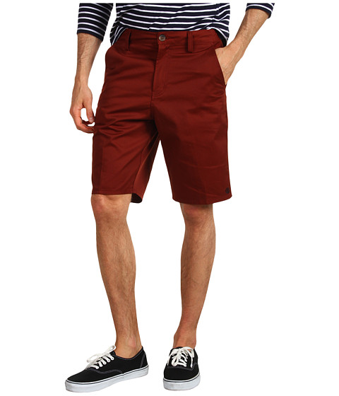 Pantaloni Element - Howland Chino Walkshort - Mahogany