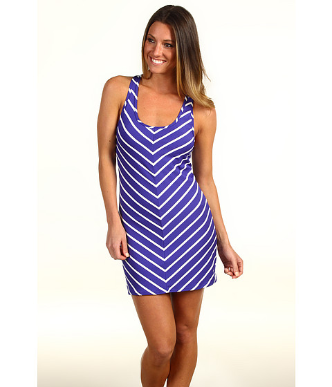 Rochii Juicy Couture - Intersection Mitered Cover-up - Cobalt