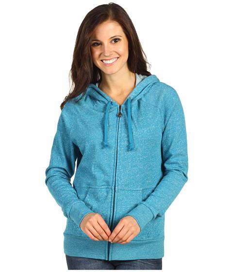 Bluze Volcom - Moclov Zip Sweatshirt - Dark Turquoise