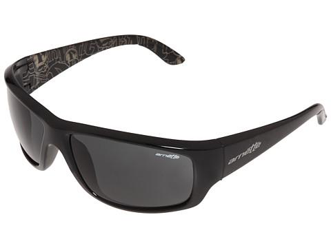 Ochelari Arnette - Cheat Sheet - Gloss Black/Grey