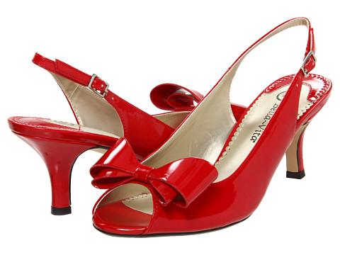 Sandale Bella-Vita - Candy II - Red Patent