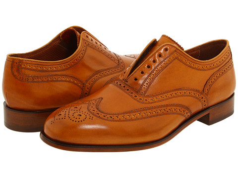 Pantofi Florsheim - The Laceless Wing - Amber