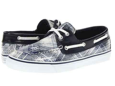Pantofi Sperry Top-Sider - Biscayne - Navy/Sparkle Madras