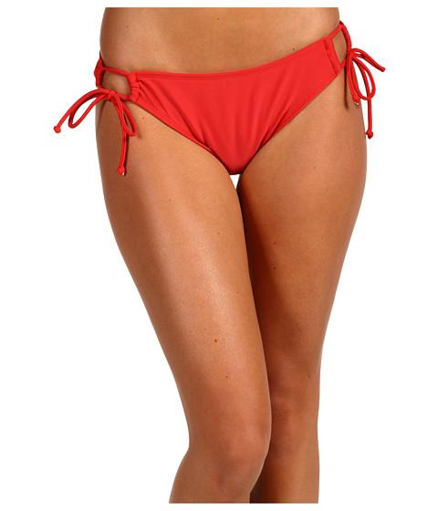 Special Vara Roxy - Surf Essentials 70\\\'s Lowrider Thin Tie Side Bottom - Sparrow Red