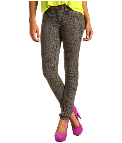 Pantaloni Volcom - Pistol Denim Legging - Leopard