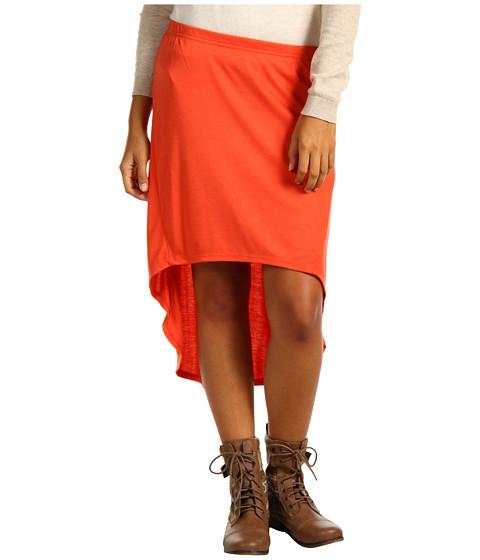 Pantaloni Volcom - My Favorite Middy Skirt - Chili Red