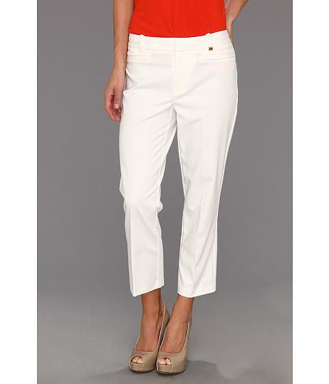 Pantaloni Calvin Klein - Cropped Pant - Soft White