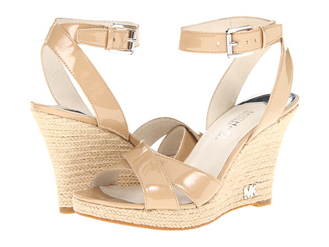 Sandale Michael Kors - Kami Ankle Strap - Nude Patent