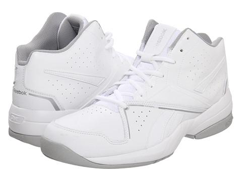 Adidasi Reebok - Buckets VII - White/Pure Silver