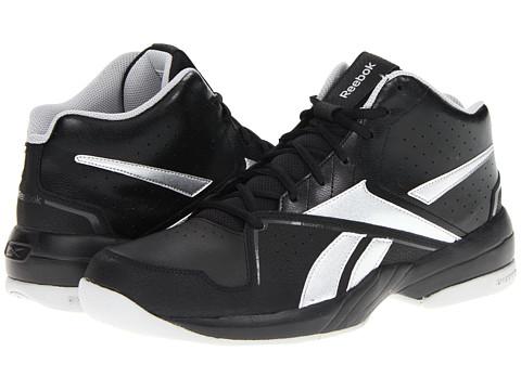 Adidasi Reebok - Buckets VII - Black/Pure Silver/Gravel