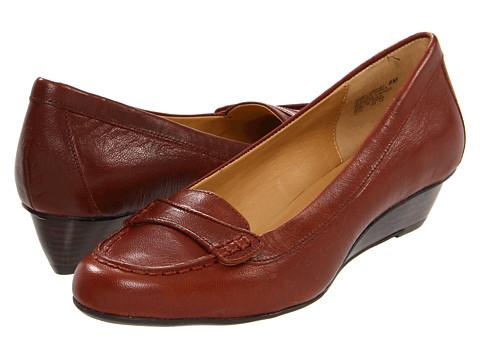 Pantofi Nine West - MaybeBaby - Brown Leather