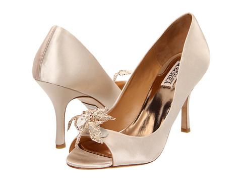 Pantofi Badgley Mischka - Regine - Cream