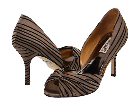 Pantofi Badgley Mischka - Ryder - Olive Stripe