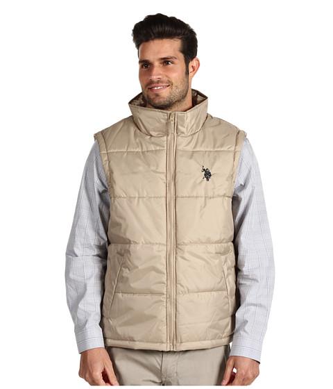 Jachete U.S. Polo Assn - Small Pony Vest - Khaki