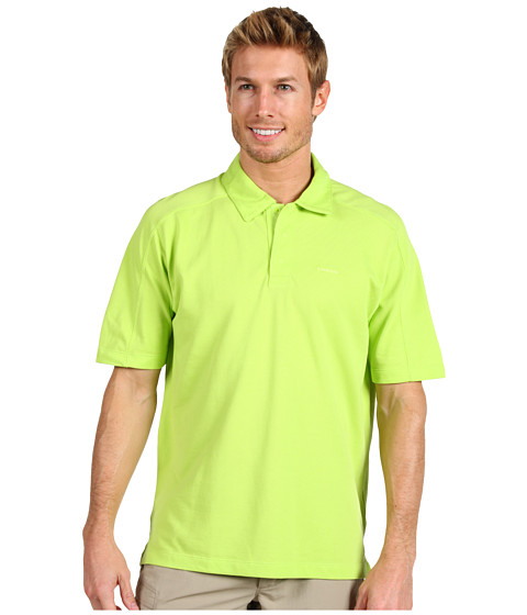 Tricouri Patagonia - Pique Vitaliti Polo - Lemon Lime