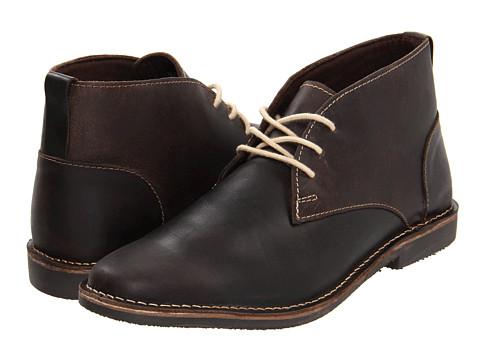 Ghete Steve Madden - Hamilten - Brown Leather