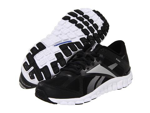 Adidasi Reebok - RealFlex Flight - Black/Pure Silver/White