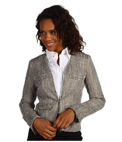 Jachete Michael Kors - Foil Tweed Jacket - Duffle