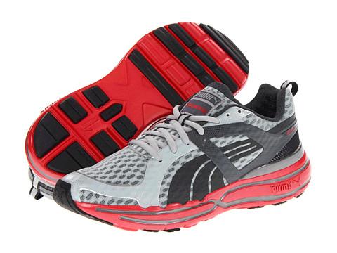 Adidasi PUMA - Faas 900 Cushion - Limestone Gray/Black/Ribbon Red