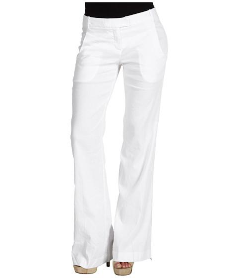 Pantaloni Theory - Lekia B.Crunch - White