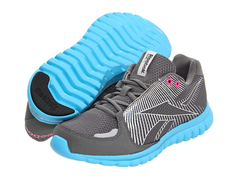 Adidasi Reebok - SubLite Run - Cyclone Grey/Pure Silver/Buzz Blue/Dynamic Pink