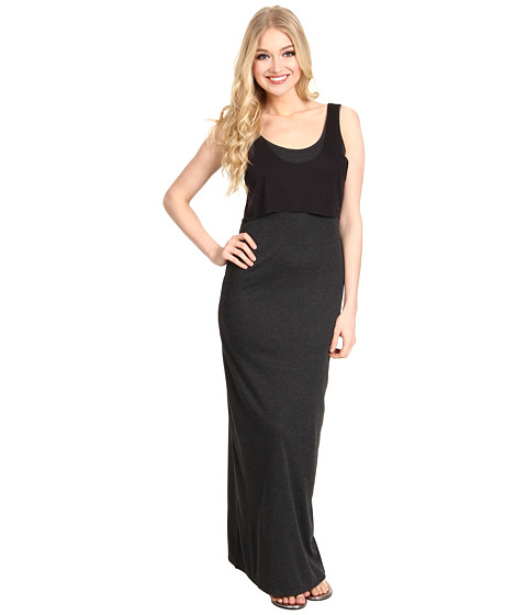 Rochii Volcom - My Favorite Maxi Dress - Charcoal