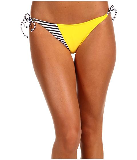 Costume de baie Volcom - Optical Tropical Tie Side Skimpy Bottom - Yellow
