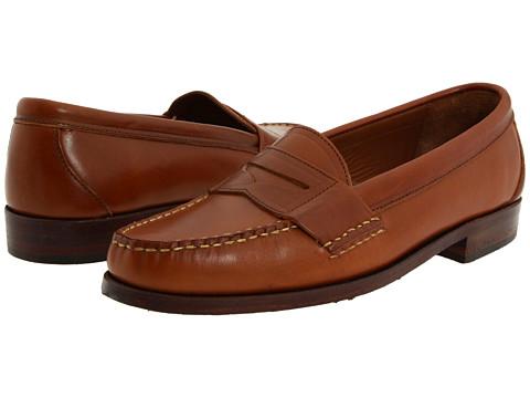 Pantofi Allen-Edmonds - Montecito - Tan Saddle Leather