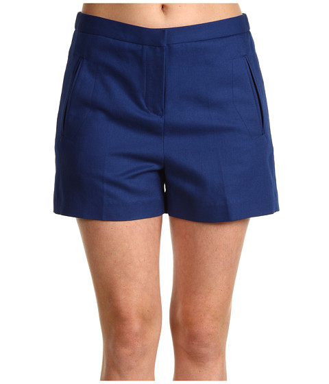 Pantaloni Scurti Lacoste - Cotton Linen Twill Short - Symphony Blue