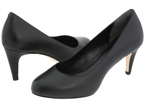 Pantofi Cole Haan - Air Violet Pump 60 - Black Textured