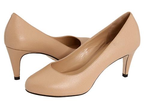 Pantofi Cole Haan - Air Violet Pump 60 - Beige Textured