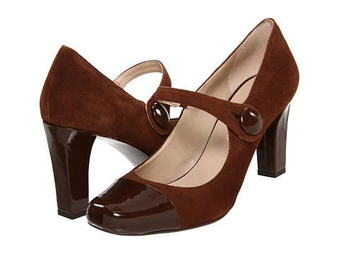 Pantofi Franco Sarto - Ulrich - Bridal Brown Suede